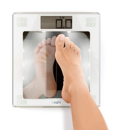 Insight Diabetic Foot Care Scale from FrogDesign