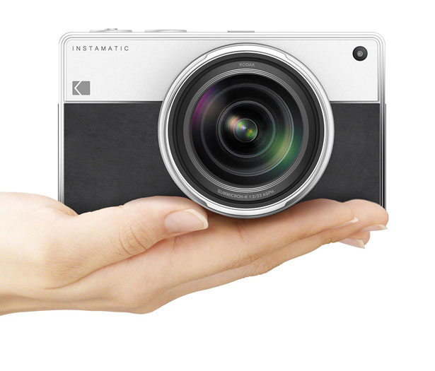 New Instamatic Concept Proposal – The Next Chapter for Kodak