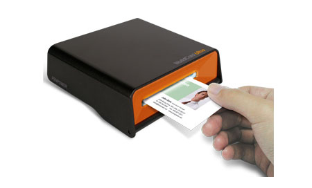 instant business card reader