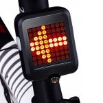 Intelligent Bicycle Direction Indicator Light Responds to Your Body Movements