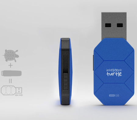 Intelligent Turtle Flash Disk