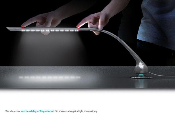 Interaction Lighting by Hongkue Lee