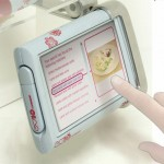 Interactive Digital Cooking Aid with USB Stick and Wi-Fi