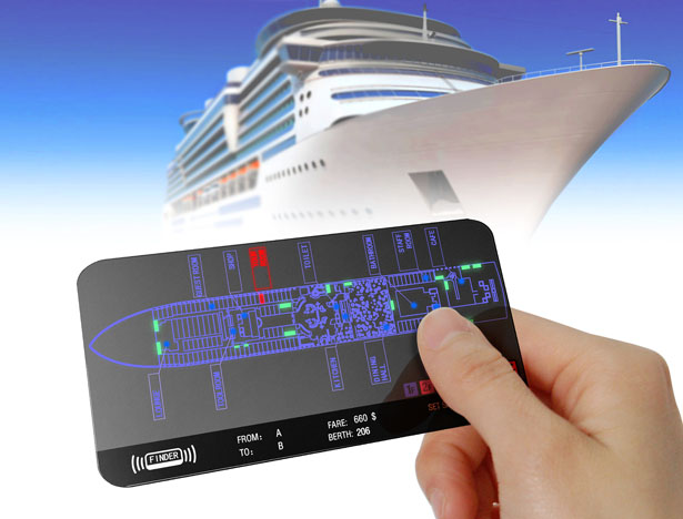 Electronic Ticket for Better Yacht Cruising