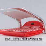 iNyx - World's Most Advanced Bed Spoils User for Better Sleeping Conditions