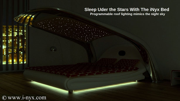 iNyx - World's Most Advanced Bed