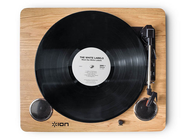 ION Audio Archive LP Digital Conversion Turntable