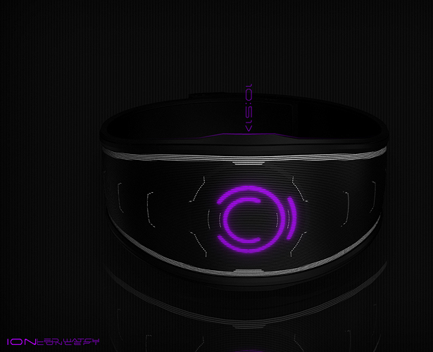 ION Led Watch by Samuel Jerichow