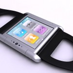iPhone Nano Watch Concept by Olivier Demangel