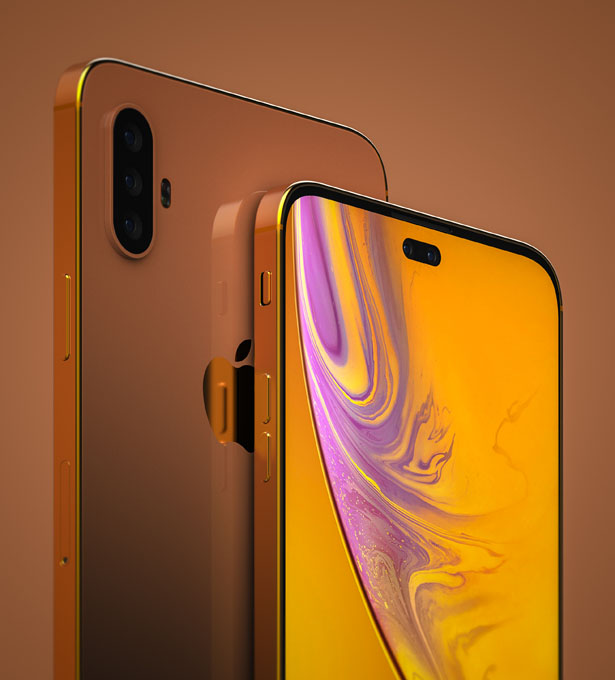 iPhone XI - XI Plus Concept Proposal for Apple