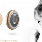 iPod Shuffle Concept Design Proposal for Apple by Giorgi Tedoradze