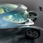 IPSE Futuristic Individual Mobility Concept Will Let You Drive in Underwater Mode