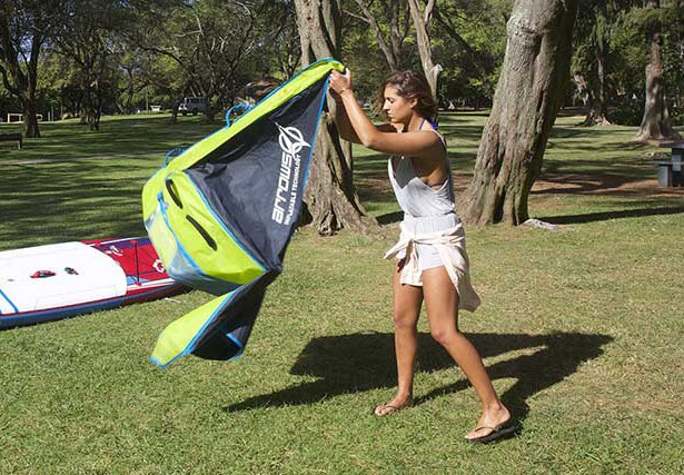 iRig Inflatable Windsurf Rig by Arrows