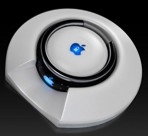 Iring Ipod Ring Concept Tuvie