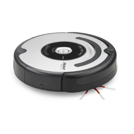 Roomba 560 Vacuuming Robot from iRobot Review
