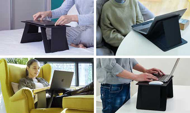 iSwift Pi: Paper-Thin Durable Laptop Desk