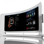 iView a Double Panoramic Screen with a Unique Curvature
