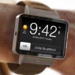 iWatch : Futuristic Watch Design by ADR Studio