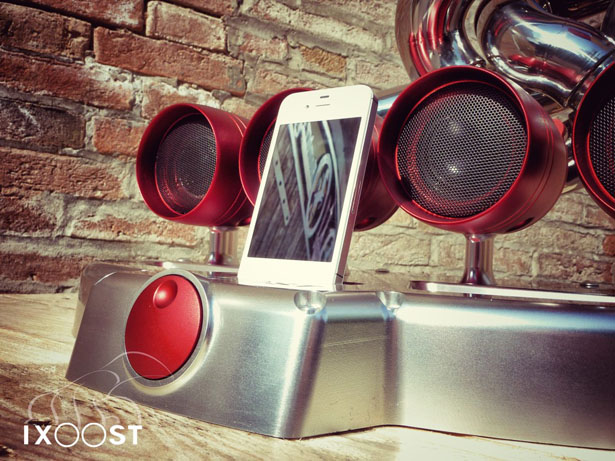 IXOOST - Audio System for iPhone and iPod Touch