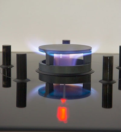 izona cooksurface aeroburner technology