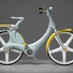 IZZY Plastic City Bike for Your Green Solution to Personal Travel