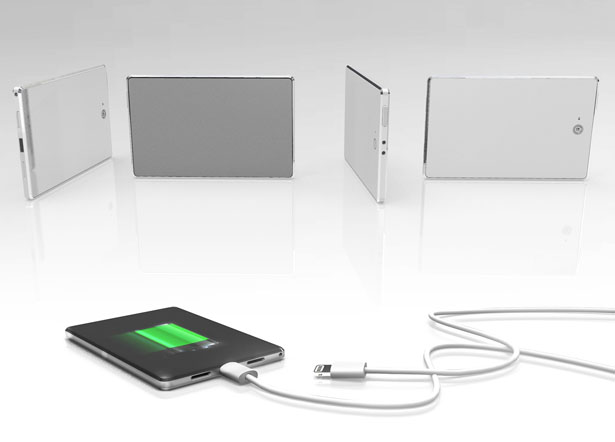 Jackcard Multifunctional Card Device by Stephen Reon Francisco