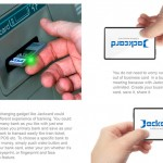 In The Future, JACKCARD Could Replace All Your Cards Into One Single Thin Device