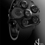 Luxury Jacob & Co Five Timezone Collection by Jacques Fournier from Horology Design