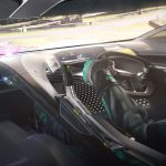 Jaguar All Electric Vision Gran Turismo Race Car for Gran Turismo Sport