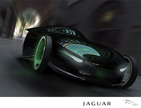 jaguar c-xs car