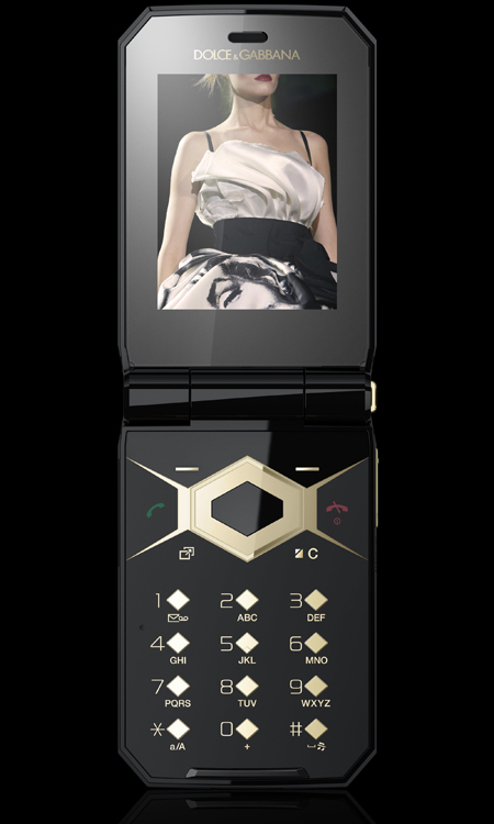 jalou sony ericsson by dolce and gabbana