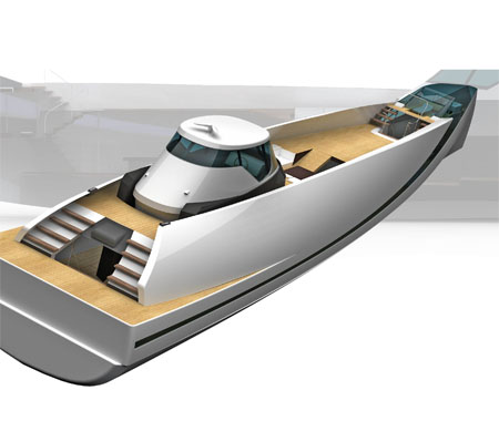 james hur yacht concept