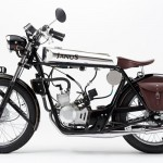 Stylish Janus Halcyon 50 Motorcycle