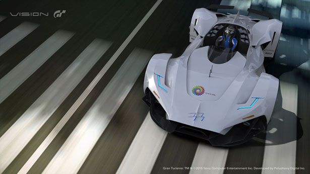 JAQ Gran Turismo by Jorge Anaguano Quijia