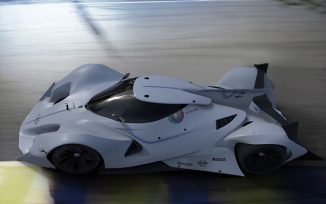 JAQ Vision 2 GT Sport Concept Car for Gran Turismo Sport Video Game