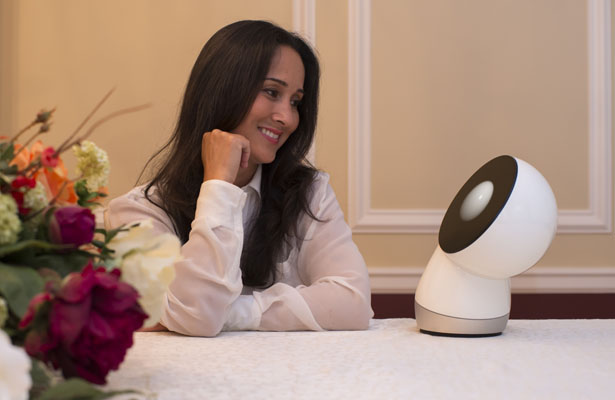 Jibo Family Robot by Dr. Cynthia Breazeal