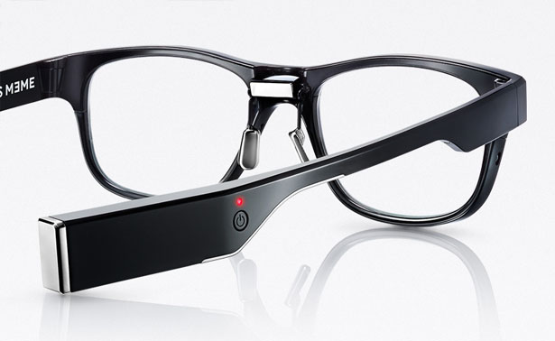JINS MEME Glasses by SWdesign