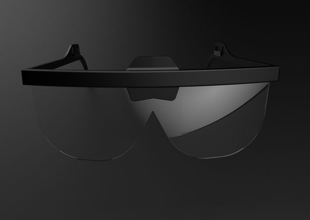 JoanGlass - Smart Glasses System by Matt Wolf