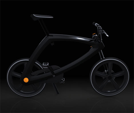 Jochen Urban Collapsible Bicycle