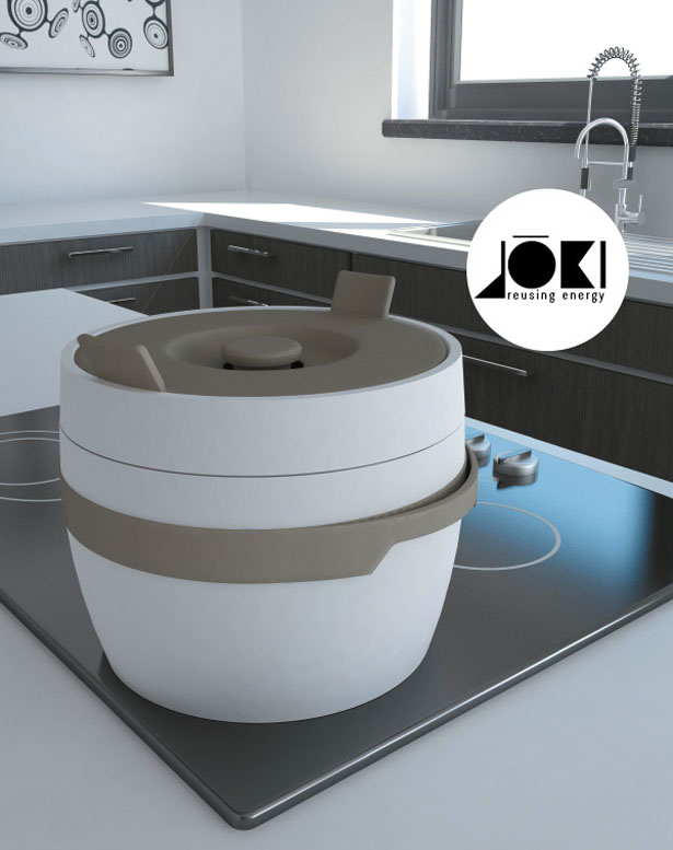Joki Cooking Device by TwoDesigners