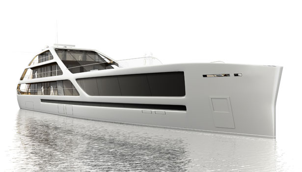 Jolly Roger Yacht by Benetti