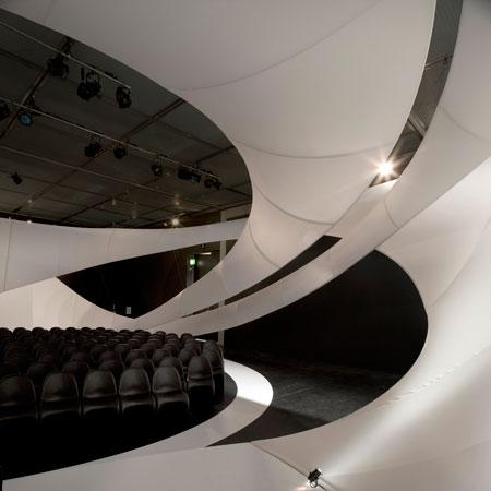 js bach chamber music hall by zaha hadid