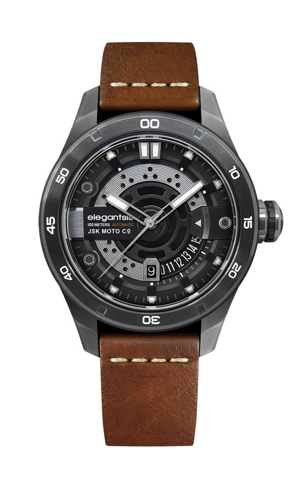 JSK Watch Series: Masculine Mechanical Timepiece with ...