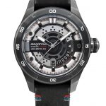 JSK Series: Mechanical Watch with The Custom Motorcycle Soul by elegantsis