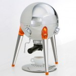 Jules Espresso Machine That Looks Vintage NASA Lunar Lander