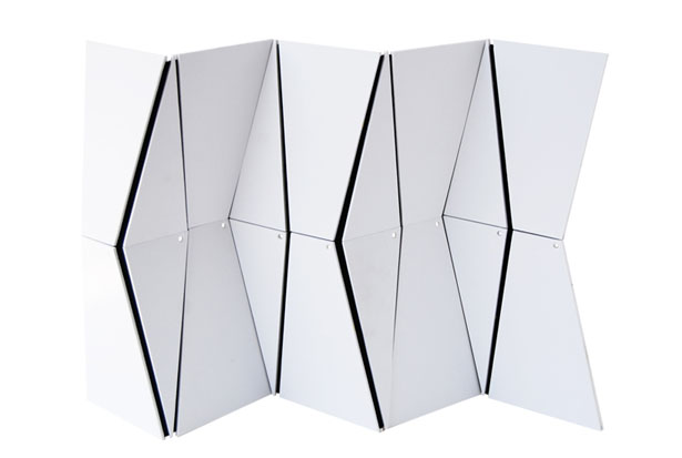 Just Fold It Room Divider