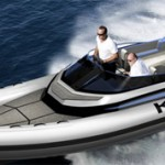 K-6 The Next Generation Speed Boat by KEYFRAMEstudio