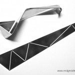 Kafolda : Foldable Spoon by Gordon Adler