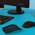 Kakum: Adjustable Wrist Rest for Mouse-Users to Avoid Wrist Pain