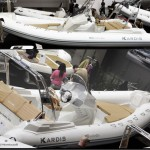 KARDIS K6.9 Speedboat Makes Sea Surfing Faster and More Exciting